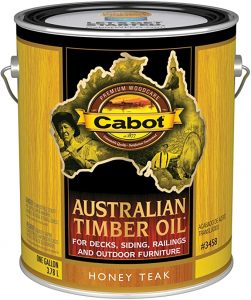 Cabot Australian Timber Decking Stains