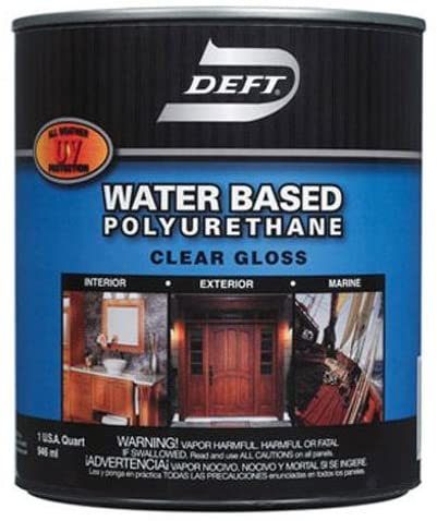 Deft Water-Based Poly