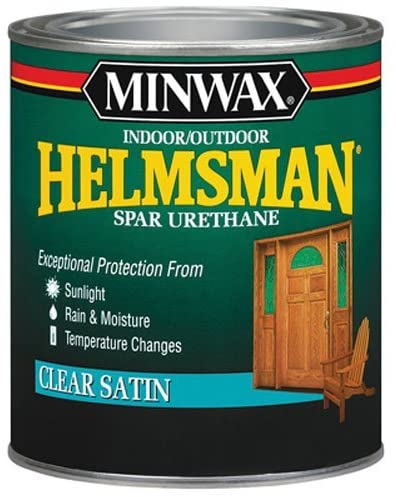 Minwax Helmsman Spar Urethane – Best Clear Finish