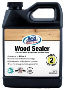 Rainguard Wood Sealer – Most Eco-Friendly Sealer