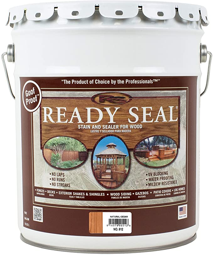 Ready Seal Exterior Stain