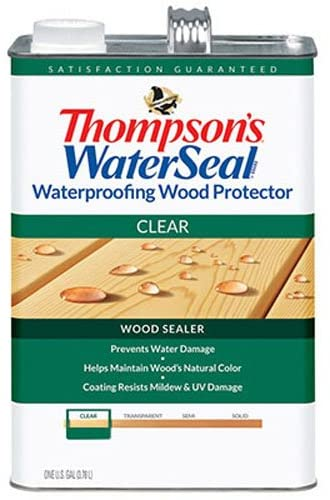 Thompson's Outdoor WaterSeal - Overall Best Pick
