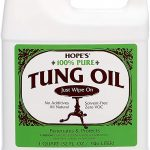 Hope's 100% Pure Tung Oil