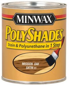 Polyshades Stain and Polyurethane in 1 Step by Minwax