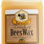 Touch of Beeswax Wood Furniture Polish and Conditioner with Orange Oil